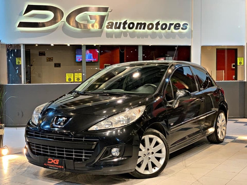 Peugeot 207 Gti 1.6t 2011 138.000km Negro