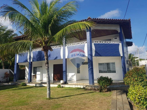 Imagem 1 de 16 de Excelente Casa De Praia Em Condomínio Fechado Na Praia De Búzios À Venda - 500m² - Nísia Floresta - Ca0270