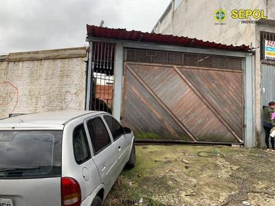 Terreno À Venda Por R$ 230.000 - Jardim Tietê - São Paulo/sp - Te0094