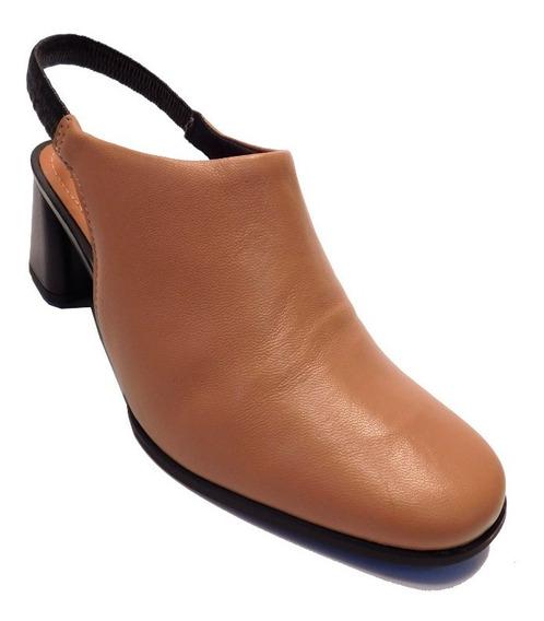 Sapato Feminino Slingback Usaflex - Ref Ac3604
