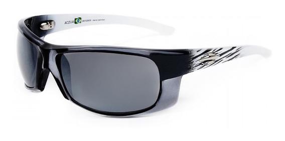 Óculos De Sol Mormaii Acqua Branco Com Cinza