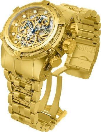 Relógio Invicta Bolt Skeleton 12763 Original Garantia 2anos