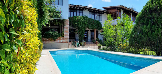 Casa Amueblada Con Alberca