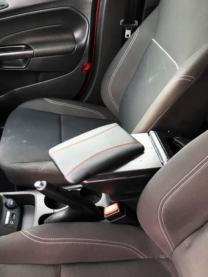 Apoio De Braço / Porta Trecos New Fiesta Hatch 2014 + P2t005