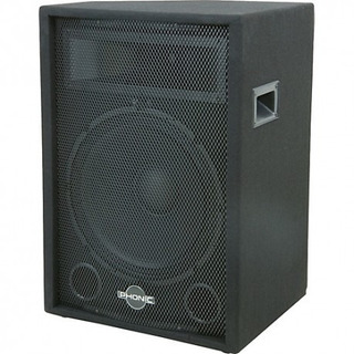 Phonic Bafle/monitor Sem715 15 200w -400w 2 Vias