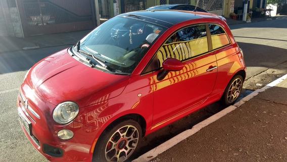 Fiat 500 1.4 16v Sport Air Aut. 3p 2012
