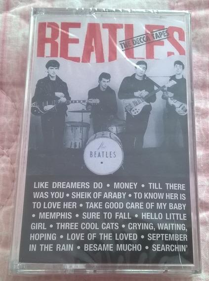 Beatles Decca Tapes Fita Cassete Lacrada Pronta Entrega