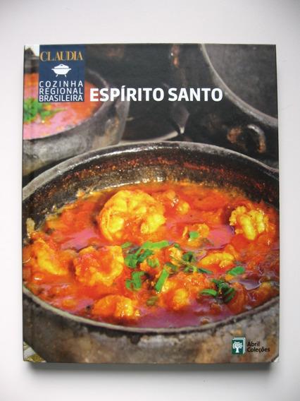 Cozinha Regional Brasileira - Espírito Santo - Ed. Abril