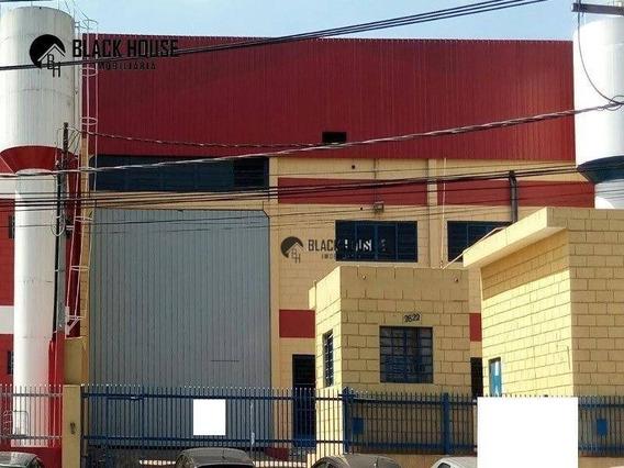 Galpão Para Alugar, 1500 M² Por R$ 15.000,00 - Éden - Sorocaba/sp - Ga0098