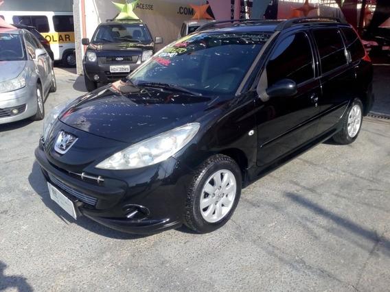 Peugeot 207 1.4 Xr Sw /2009