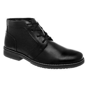 Zapatos Escolares Marca Flexi De Piel 50905 Dog