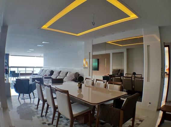 Apartamento 04 Quartos/03suítes Frente Mar De Itaparica Alto Padrão. - 16770