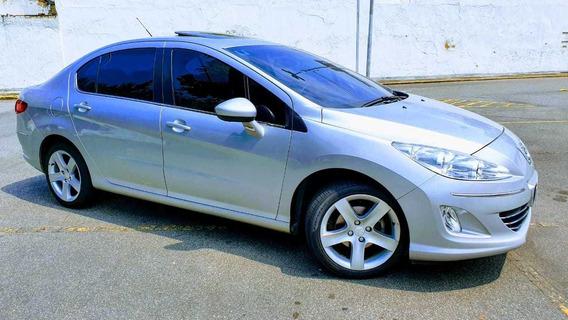 Peugeot 408 Feline - 2012 - 29.866 Km Rodados - Raridade