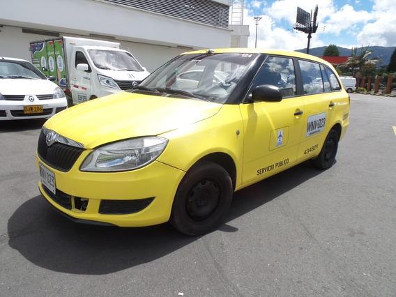 Skoda Fabia Combi Active Taxis