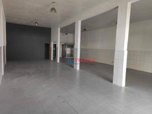 Imagem 1 de 11 de Ponto Para Alugar, 224 M² Por R$ 8.500,00/mês - Jardim São Dimas - São José Dos Campos/sp - Pt0098