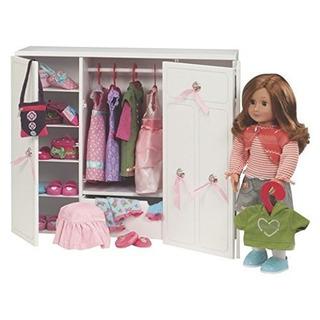 Muñeca De Madera Para Guardar Muñecas Generation Dolls, 18