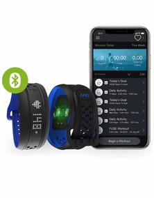 Pulseira Monitor Cardíaco De Pulso Mio Fuse Bluetooth
