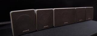 Bafle Parlantes Satelitales Sony Ss Msp 67