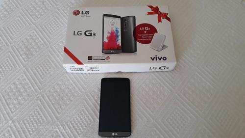 Telefone Celular LG G3 D855p Em Ótimo Estado. Leia Tudo!!!