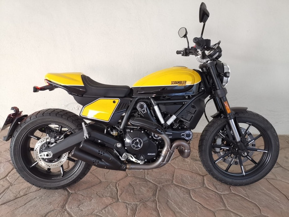 Ducati Scrambler Full Throttle Solo 150km Emplacado Cdmx