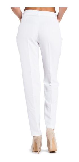 Pantalón De Mujer Tropical Clásico Recto   Cda