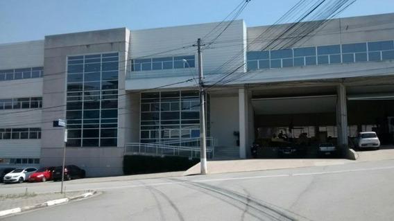 Galpão Industrial Para Locação, Polo Industrial Granja Viana, Cotia - Ga0076. - Ga0076