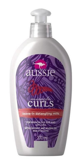 Leave-in Condicionador Aussie Curls Spray 200ml