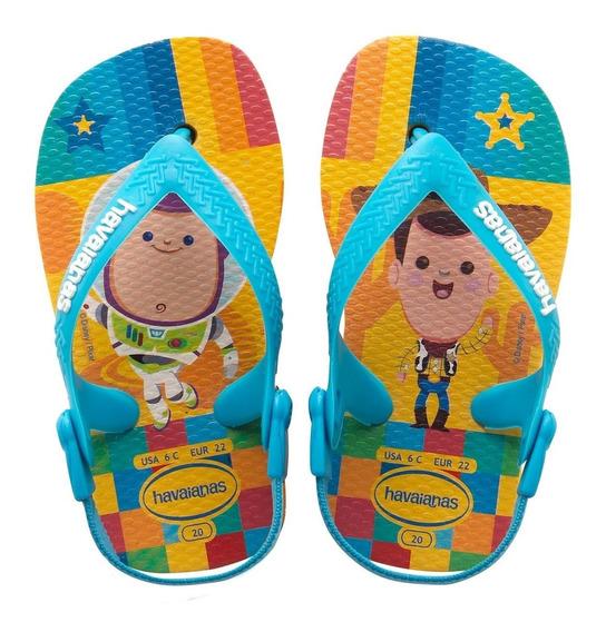 Ojotas Havaianas Baby Pixar
