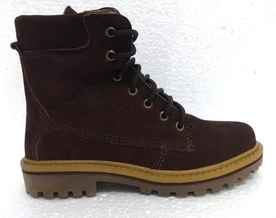 Bota Bella Boots 0700 (f) Café/nobuck