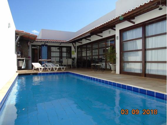 Casa Em Farol Do Calcanhar, Touros/rn De 160m² 3 Quartos À Venda Por R$ 380.000,00 - Ca230196