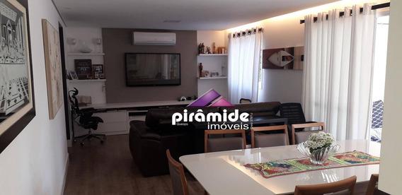 Apartamento Com 4 Dormitórios À Venda, 189 M² Por R$ 1.490.000,00 - Vila Adyana - São José Dos Campos/sp - Ap11214