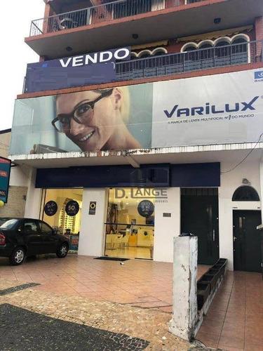 Prédio À Venda, 790 M² Por R$ 3.300.000,00 - Jardim Chapadão - Campinas/sp - Pr0437