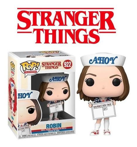 Funko Pop Robin 922 Stranger Things Steve Max Eleven