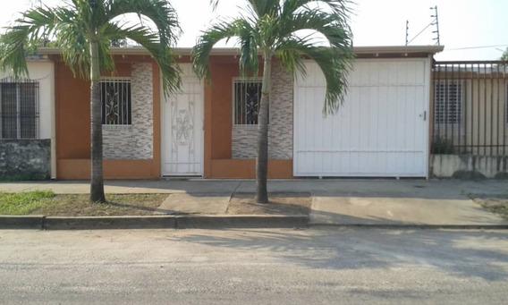 Casa En La Cuatricentenaria Barinas, Estado Barinas