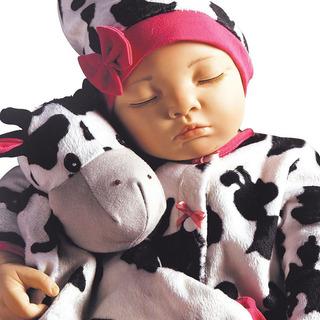 Boneca Adora Doll Bebê Reborn Over The Moooon 244 Shiny Toys