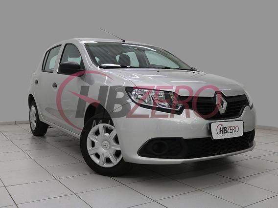 Renault Sandero Authentique 1.0 12v Sce (flex) 2020