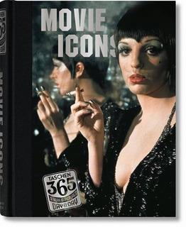 Book : Taschen 365 Day-by-day Movie Icons - Taschen