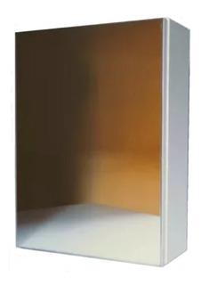 Botiquin Con Espejo Medida 27l X 37h X 12f