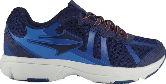 Zapatilla Topper Motion Running Azul Megacaseros