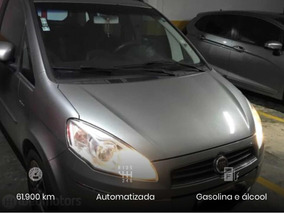 Fiat Idea 1.6 16v Essence Flex Dualogic 5p 2013
