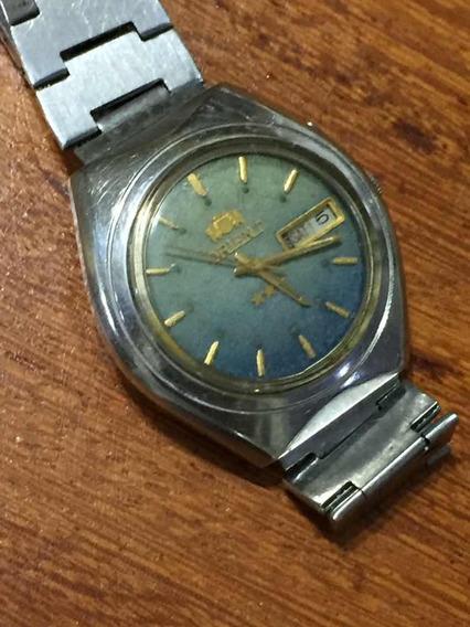 Antigo Relógio Automático Orient Masculino