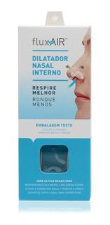 Dilatador Nasal Interno Flux Air Embalagem Teste 2 Unidades