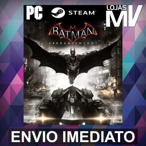 Batman Arkham Knight - Pc Steam Gift Presente