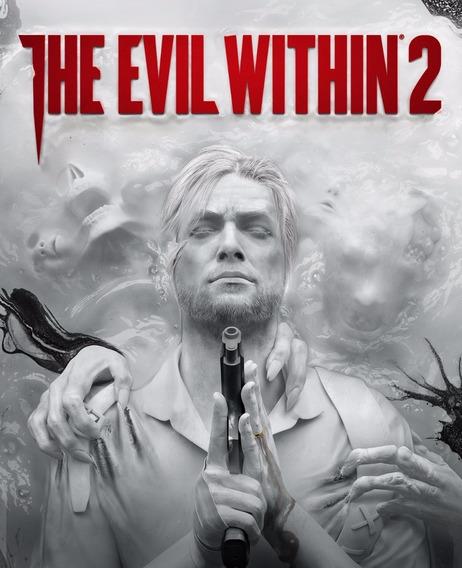 The Evil Within 2 Day One Steam Pc Key Envio Imediato
