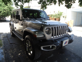 Jeep Wrangler Unlimited Sahara 3.6 4x4 At 2018
