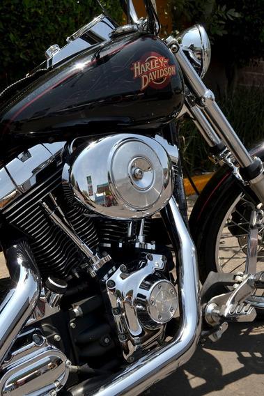 Dyna Wide Glide 1450 Harley Davidson Cualquier Prueba