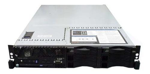 Servidor Ibm X3650 - 8gb - 4x 72gb (12)