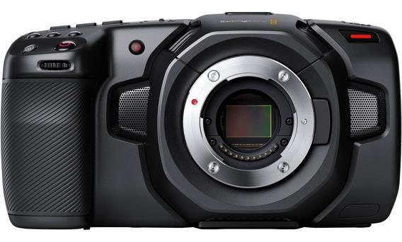 Camera Blackmagic Pocket Cinema 4k