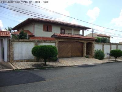 Vender Casa Em Indaiatuba, Na Chacara Areal. - Ca05120 - 2893655