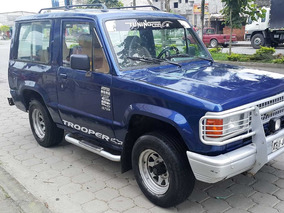 Chevrolet Trooper Mod 83